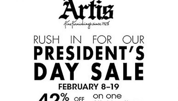 192947 Artis Presidents Day