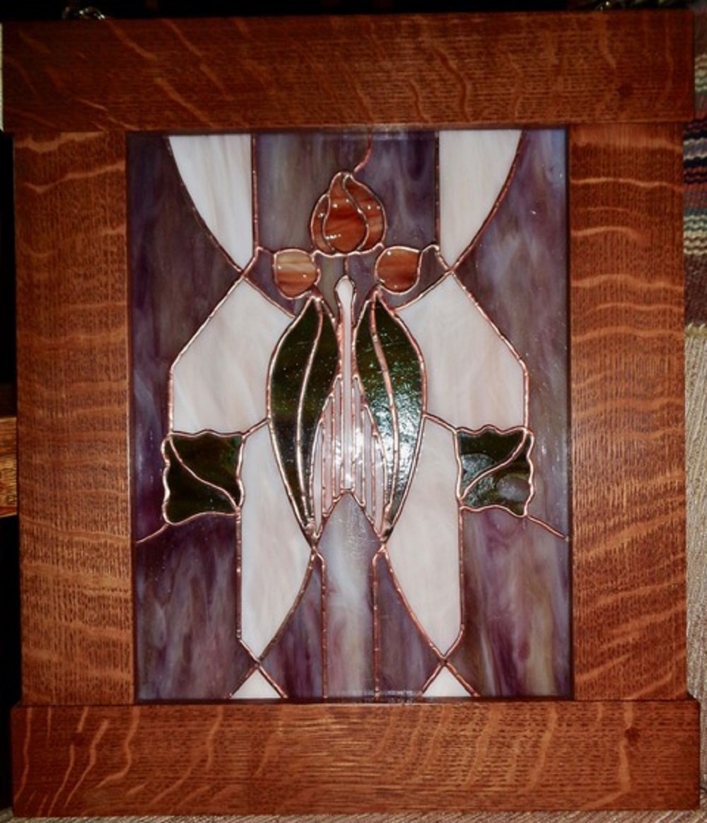 Artis furniture hand crafted stained glass - Glass art by artis ...