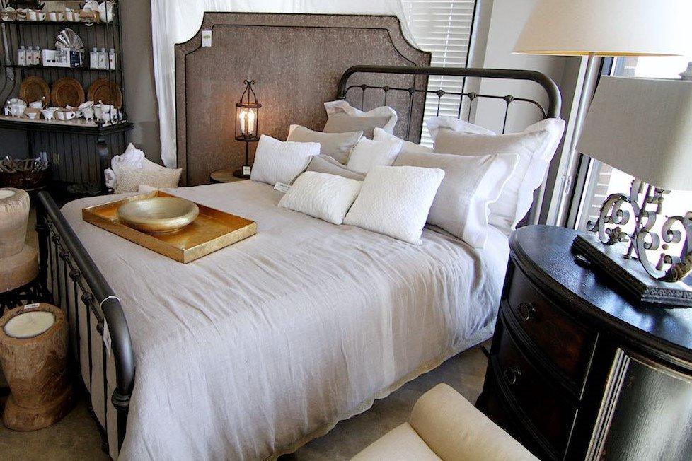 Iron Queen Bed