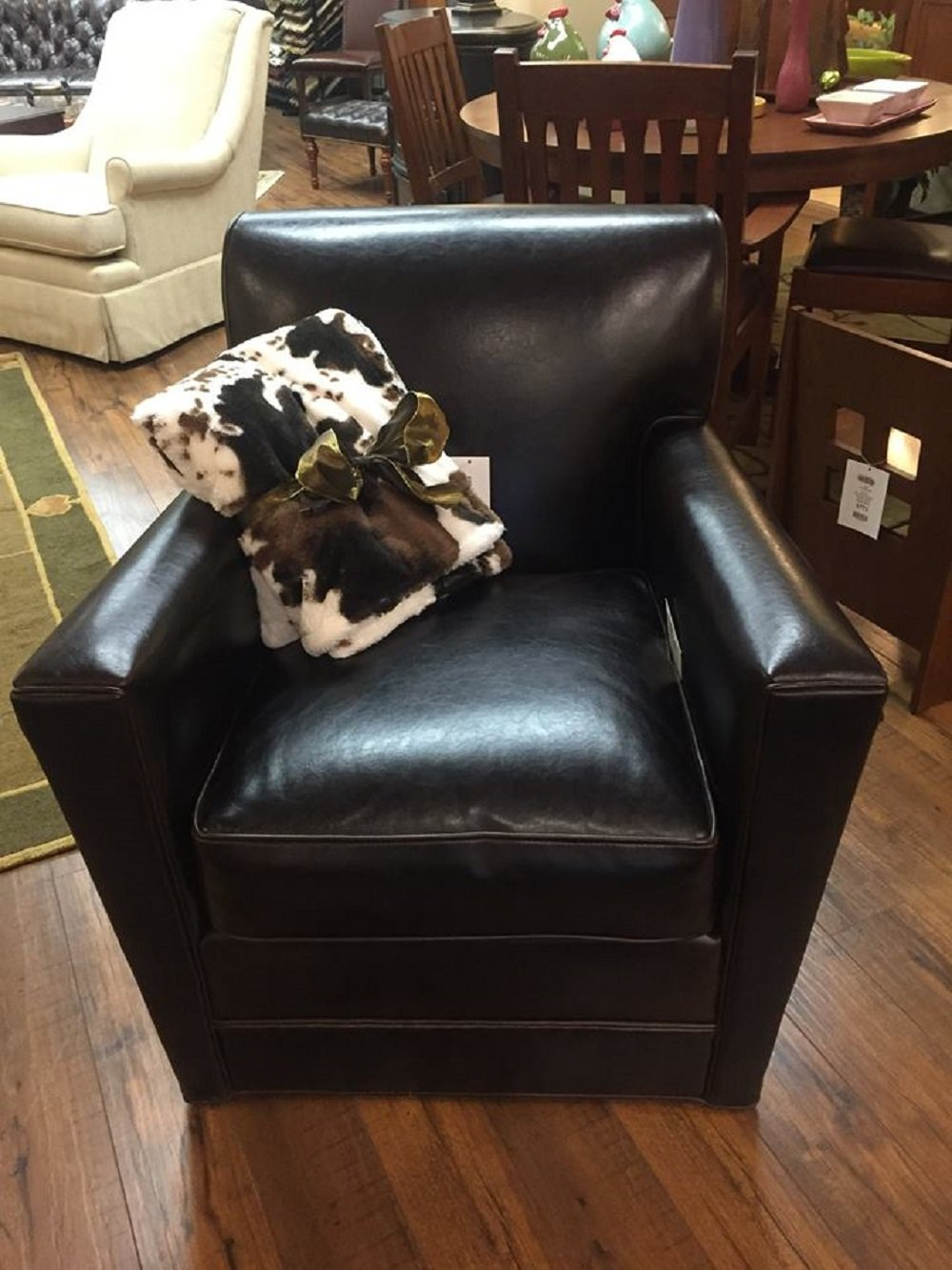 Artis Furniture 187 Stickley Cohiba Swivel Chair