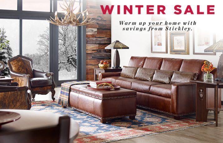 Stickley Winter 2019 Sale