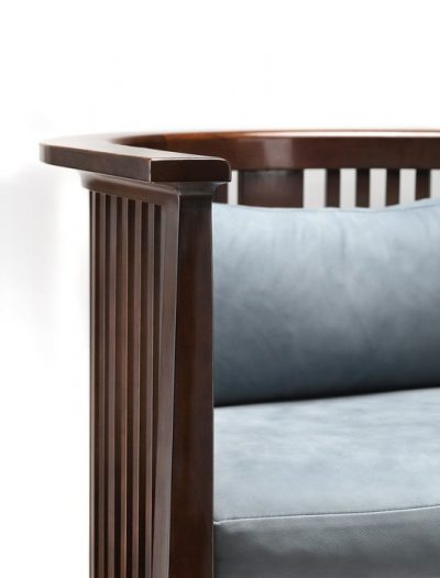 Stickley chair detail