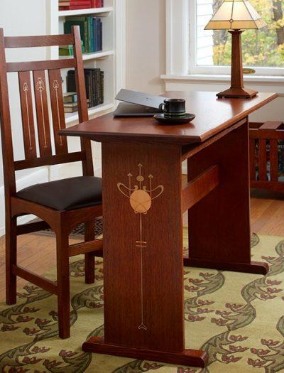 Stickley Harvey Ellis console desk
